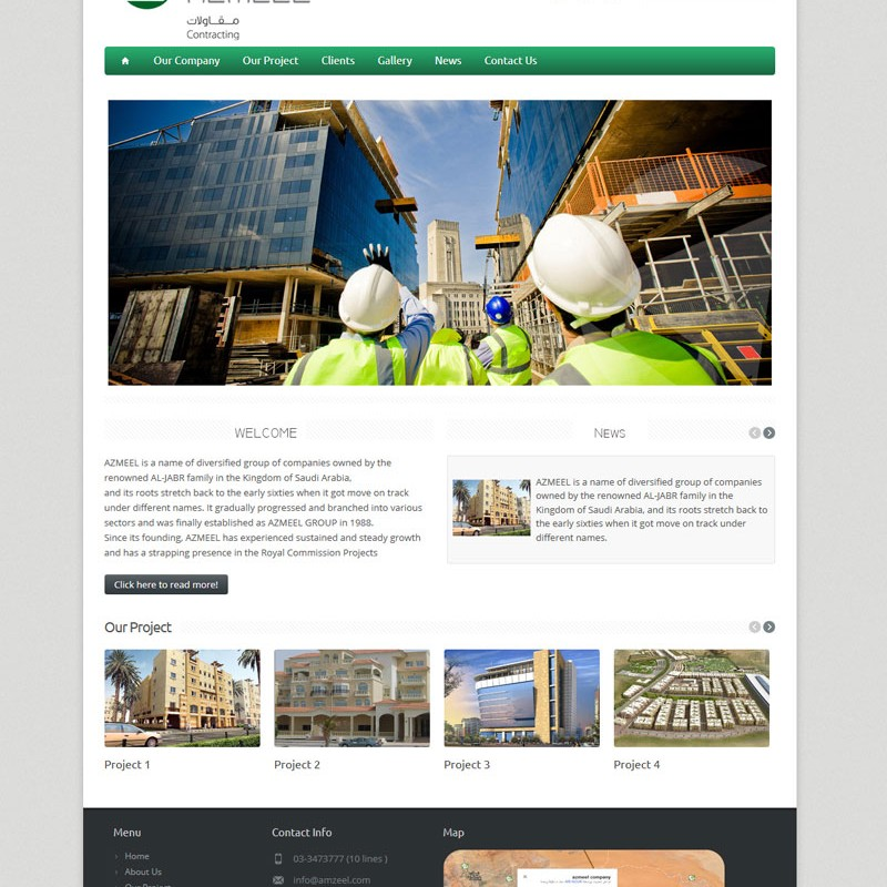 Azmeel contracting – (KSA)