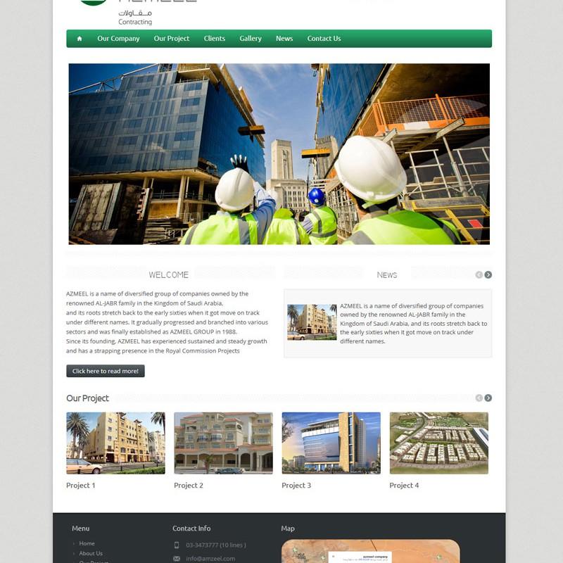 Azmeel contracting – (KSA)