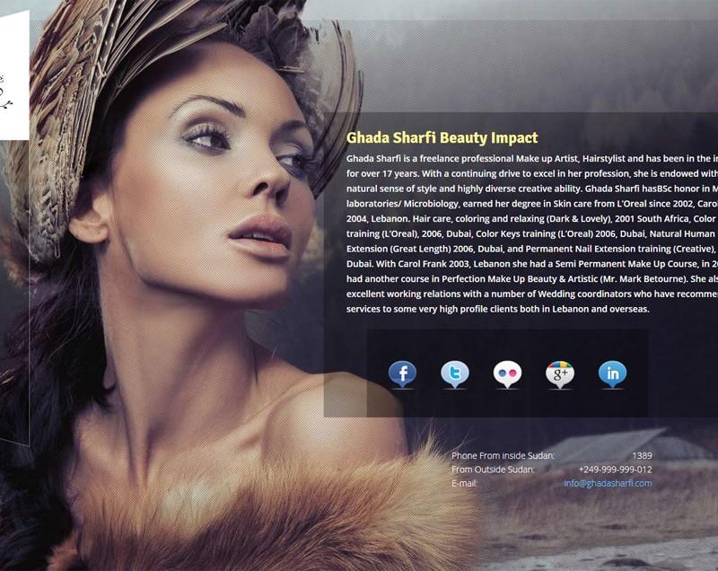 Ghada Sharfi Beauty Saloon