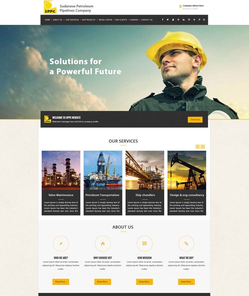 Sudanese Petroleum Pipeline Company